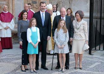 ماجرای دعوای ملکه با مادرشوهر