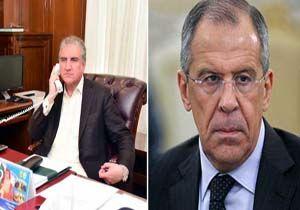 موضوع گفتوگوی تلفنی وزرای خارجه پاکستان و روسیه