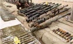 کشف سلاح های ساخت آمریکا در دمشق