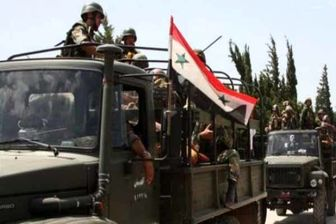 پیشروی ارتش سوریه در جنوب ادلب