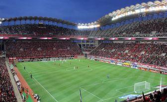 دو هزار پرسپولیسی در ورزشگاه کاشیما