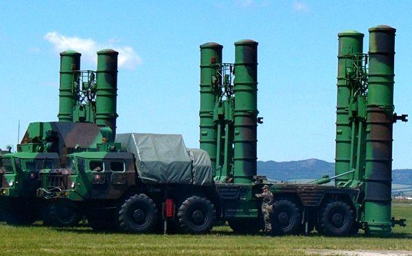 موشک روسی اس 300