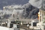 وقوع انفجاری بزرگ در صنعا