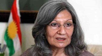 موضع همسر طالبانی درباره تعیین نامزد ریاستجمهوری عراق