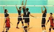 والیبال ایران از سد ژاپن گذشت