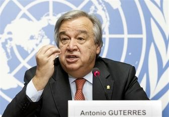 نظر گوترش درباره حمله شیمیایی احتمالی در ادلب