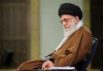مطالبات امام خامنهای از سران قوا و شورای عالی هماهنگی اقتصادی/عکس
