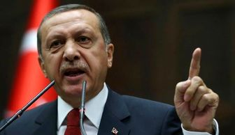 اردوغان: می خواهم مانند ملکه انگلیس باشم!