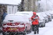 ادامه بحران برف در انگلیس