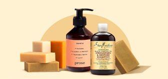 طرز استفاده از انواع شامپو رنگساژ برای مو و ابرو