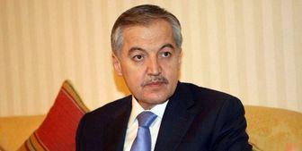 وزیر امور خارجه تاجیکستان وارد «عشق آباد» شد