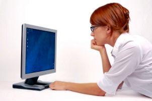 در هنگام کار با کامپیوتر این عادتها را ترک کنید!