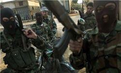 نابودی پایگاه فرماندهی تروریستها