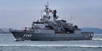 نیروی دریایی ترکیه تهدید بالقوه برای رژیم اسرائیل است