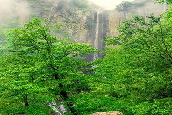 طبیعت دریاچه سوها تا آبشار لاتون/ عکس