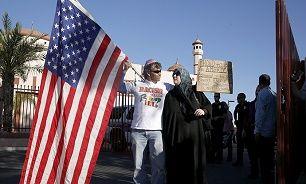 تظاهرات ضد اسلامی در ایالت آریزونای آمریکا