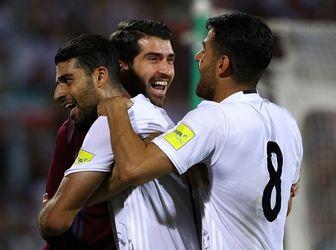 لژیونرهای ایرانی در جمع نامزدهای بهترین لژیونر هفته فوتبال آسیا +لینک