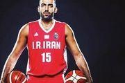 حامد حدادی یار کمکی نفت در بسکتبال باشگاههای آسیا
