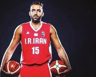 بلاتکلیفی در لیگ بسکتبال چین/ حدادی به ایران بازگشت