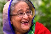 نخستوزیر بنگلادش سوگند یاد کرد