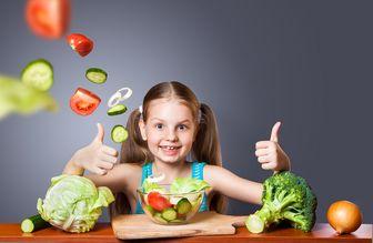 مناسب ترین غذا برای مغز کودک چیست؟