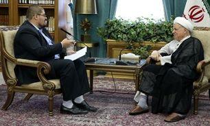 هاشمی رفسنجانی: آیتالله خامنهای در ایران جایگزینی ندارد