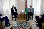 قدردانی عبدالله از تلاشهای ایران برای برقراری صلح در افغانستان