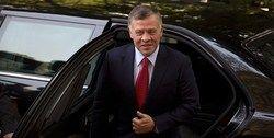 دیدار شاه اردن با مسئول سیاست خارجی اتحادیه اروپا