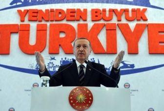 ادعای نژادپرستانه اردوغان