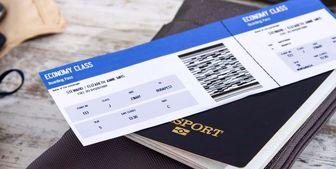 افزایش قیمت بلیت پروازها در روزهای پایانی ماه صفر