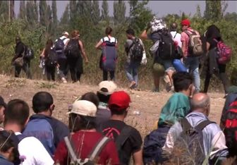 اینفوگرافی / نگاهی به آمار پناهجویان جهان در سال ۲۰۱۸