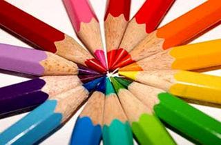 تاثیری که رنگ ها بر ما می گذارند