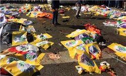 افزایش شمار تلفات انفجارهای آنکارا