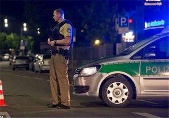 حمله پلیس آلمان به مسجد مسلمانان