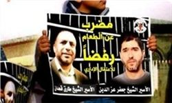 وخامت حال ۲ اسیر فلسطینی اعتصابکننده غذا