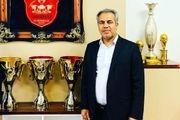 مدیرعامل باشگاه پرسپولیس: از وزارت خارجه کمک میگیریم