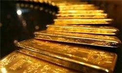 سقوط ۴۰ دلاری قیمت طلا