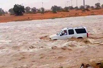 خسارت اولیه سیل خوزستان اعلام شد