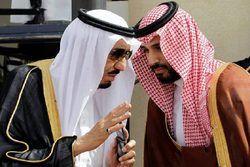 میانه شاه سعودی و ولیعهد شکرآب شد