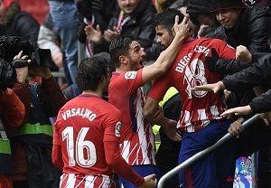 درگیری شدید میان هواداران 2 تیم مطرح اسپانیایی