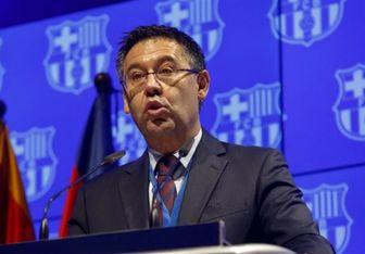 رئیس باشگاه بارسلونا به شایعه تلاش منیونایتد برای خرید سوارز واکنش نشان داد