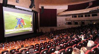 پخش بازی برگشت پرسپولیس در سینماها