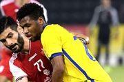 AFC دو بازیکن النصر را جریمه کرد