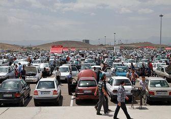 قیمت چند خودرو داخلی کاهش یافت