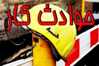 مرگ کارگرساختمانی بر اثر سقوط بالابر در چرداول