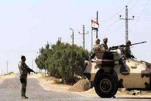 کشته شدن ۹ تروریست داعشی در مصر