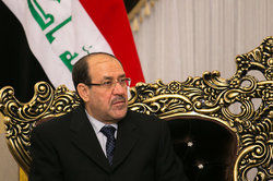واکنش نوری مالکی به تقلب در انتخابات عراق
