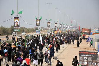 بازگشت ۴۰۰ هزار زائر اربعین به کشور