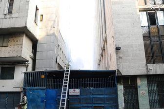 ادامه محدودیتهای تردد در محدوده ساختمان وزارت نیرو