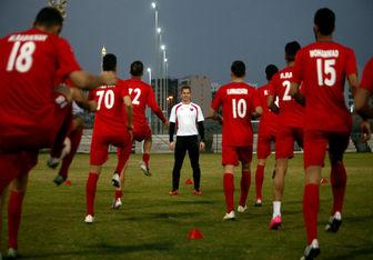 برنامه تمرینات پرسپولیس در قطر اعلام شد
